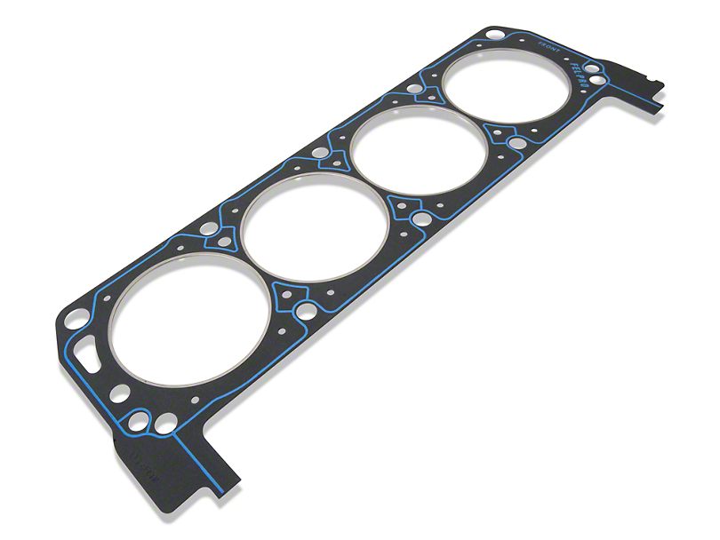 Ford Performance 5.0L/5.8L Boss Block Head Gaskets with Steel Wire Ring (79-95 All)