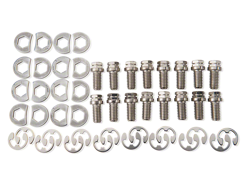 Ford Performance Stage 8 Header Bolts - 3/4 in. (79-95 5.0L)