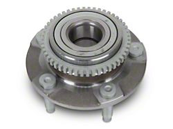 OPR Replacement Front Wheel Bearing and Hub Assembly with ABS Ring (94-04 All)