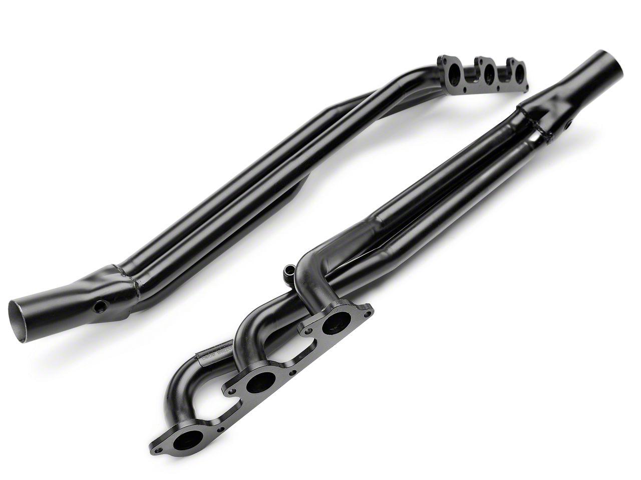 Add PaceSetter Black Long Tube Headers (05-10 V6)