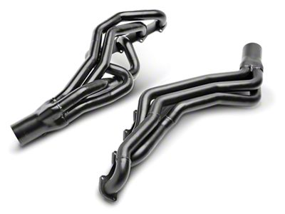 Add PaceSetter Black Long Tube Headers (96-04 GT)