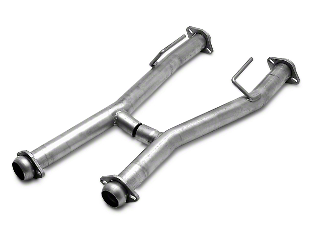 PaceSetter Offroad H-Pipe (79-93 5.0L w/ Long Tube Headers)