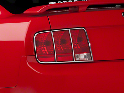 SpeedForm Brake Light Dress-up Kit - Chrome (05-09 All)