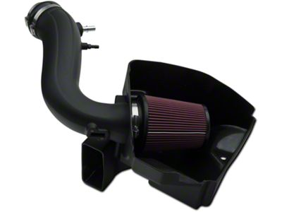 Add Airaid MXP Series Cold Air Intake w/ SynthaFlow Oiled Filter (11-14 V6)