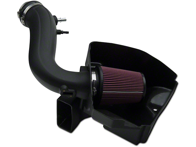 Airaid MXP Series Cold Air Intake with Red SynthaFlow Oiled Filter (11-14 V6)