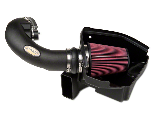 Airaid Race MXP Series Cold Air Intake with Red SynthaFlow Oiled Filter (11-14 GT)