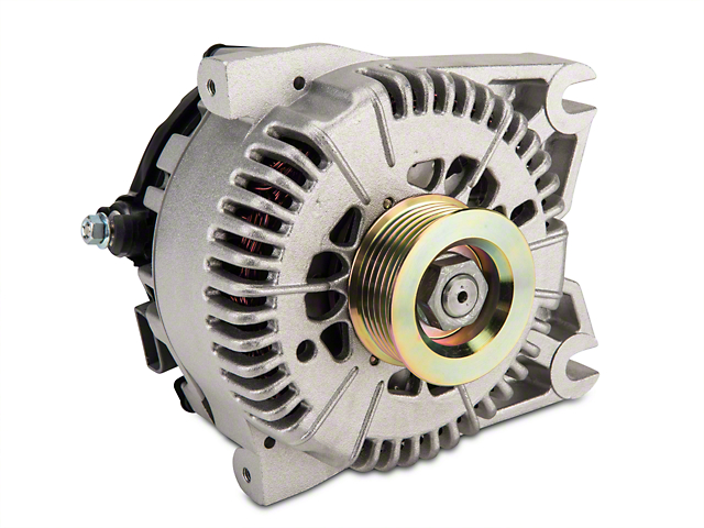 SR Performance Alternator; 130 Amp (96-01 Cobra; 2001 Bullitt)