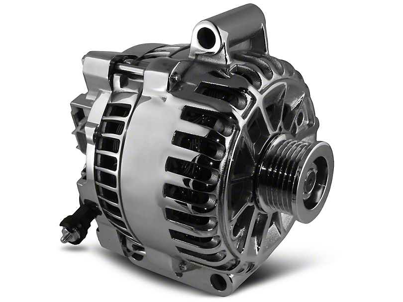 SR Performance Alternator - 130 Amp (05-08 V6)