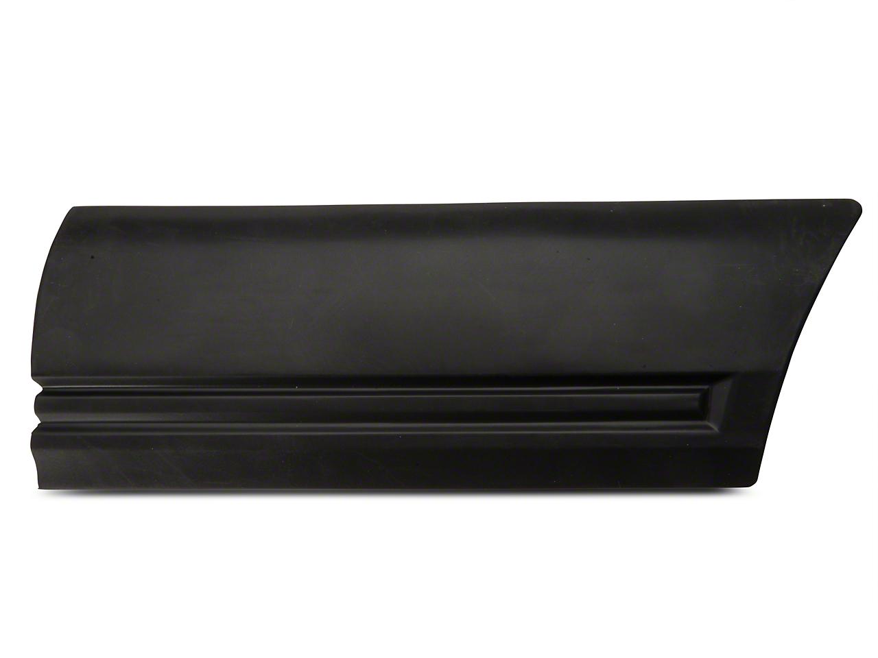 OPR Right Side Fender Body Molding - Rear (85-86 All)