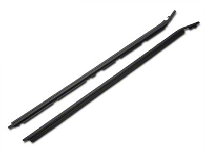 OPR Outer Door Belt Weatherstrip Kit (79-86 Coupe, Hatchback; 83-86 Convertible)