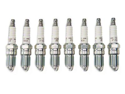 Add NGK V-Power Spark Plugs - Heat Range 6 (03-04 Cobra; 07-14 GT500)