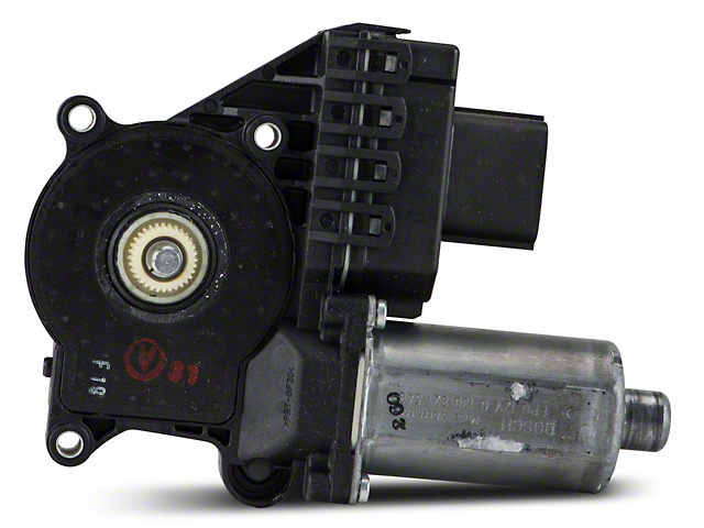 OPR Power Window Motor; Front Driver Side (05-09 All; 2010 GT, GT500)