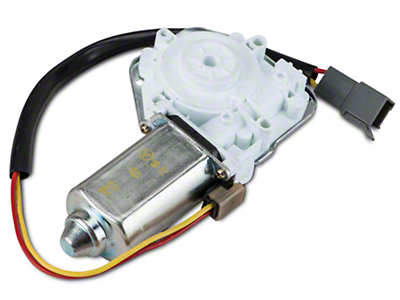 OPR Power Window Motor - Front/Rear Driver Side (94-04 All)