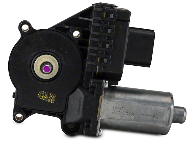 OPR Remanufactured Power Window Motor; Front Driver Side (05-09 All; 2010 GT, GT500)
