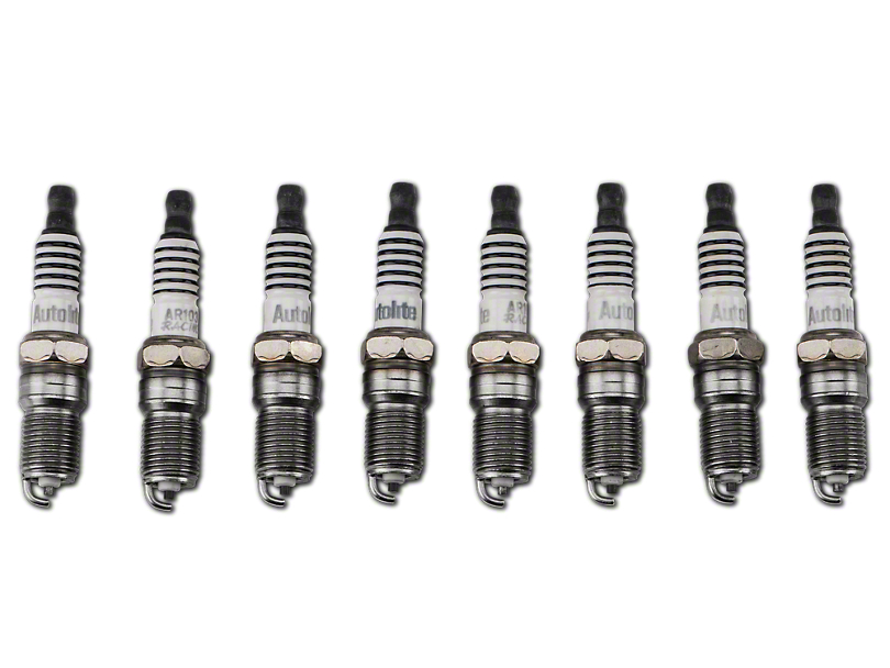 Autolite Racing Spark Plugs (03-04 Cobra; 07-14 GT500)