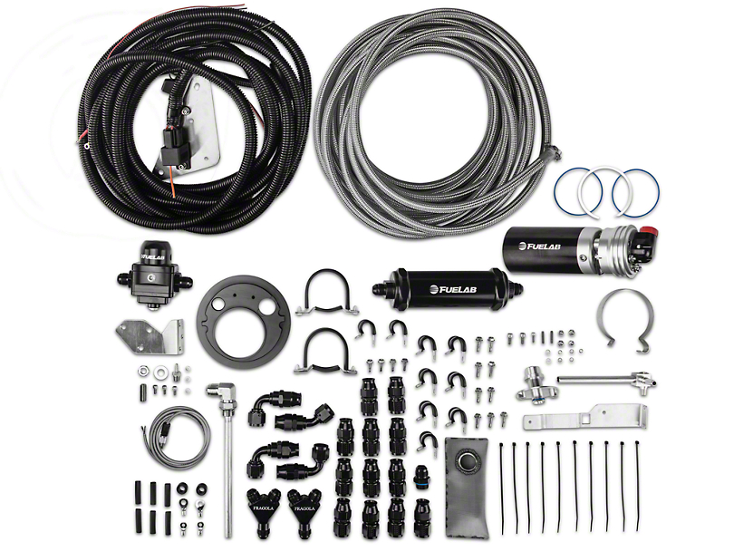 Direct Fit Total Fuel System Kit - 1000 HP (05-09 GT)
