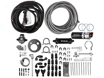 Fuelab Direct Fit Total Fuel System Kit - 1000 HP (07-09 GT500)