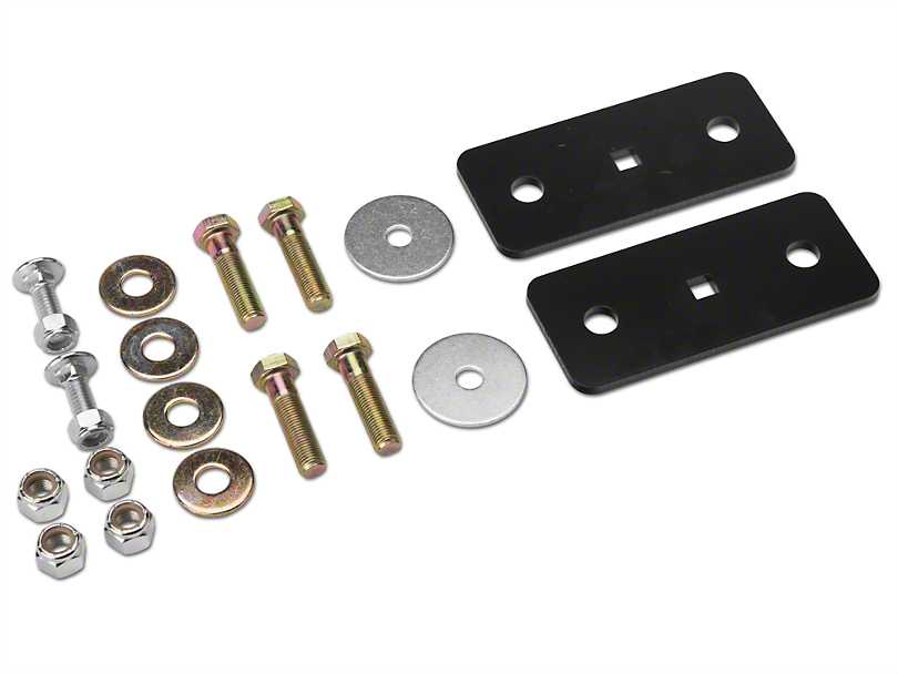 SR Performance Sway Bar Relocation Bracket (05-14 All)