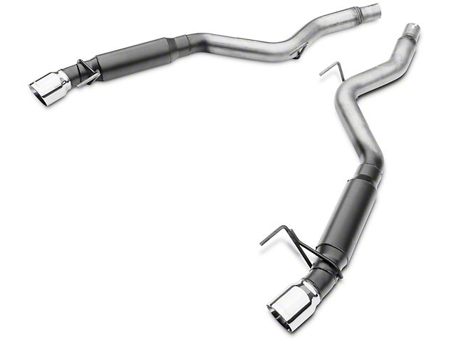 Flowmaster Outlaw Axle-Back Exhaust (15-17 V6)