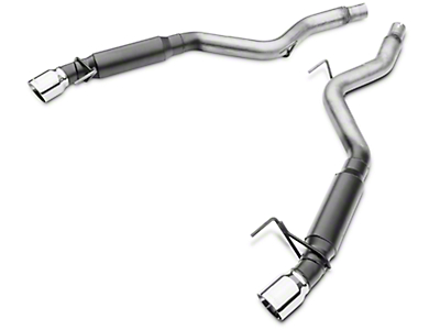 Flowmaster Outlaw Series Axle-Back Exhaust (15-17 V6)