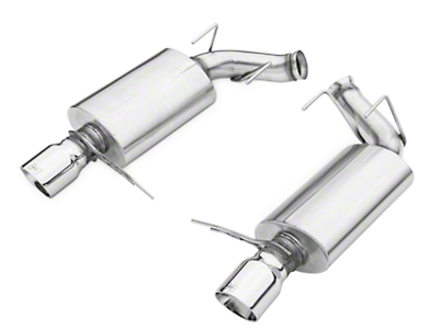 Hurst Axle-Back Exhaust (11-14 GT)