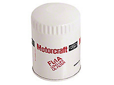 Ford Motorcraft OEM Oil Filter (87-95 5.0L)