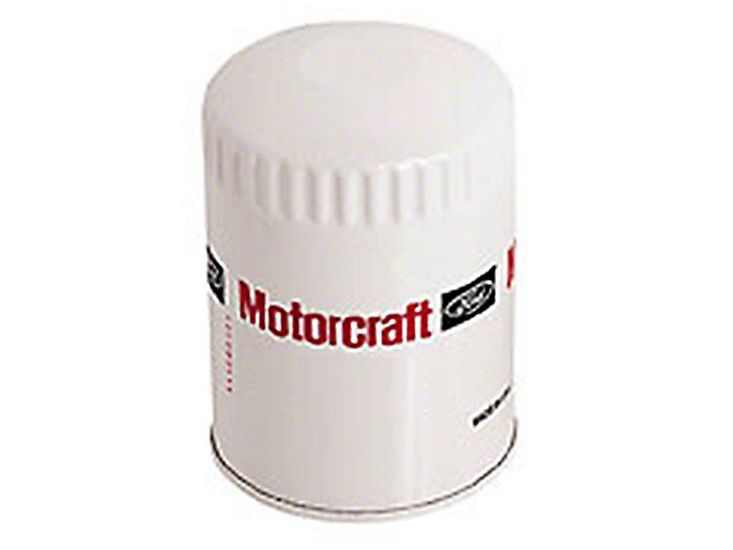 Ford Motorcraft OEM Oil Filter (96-10 V8; 05-10 V6)