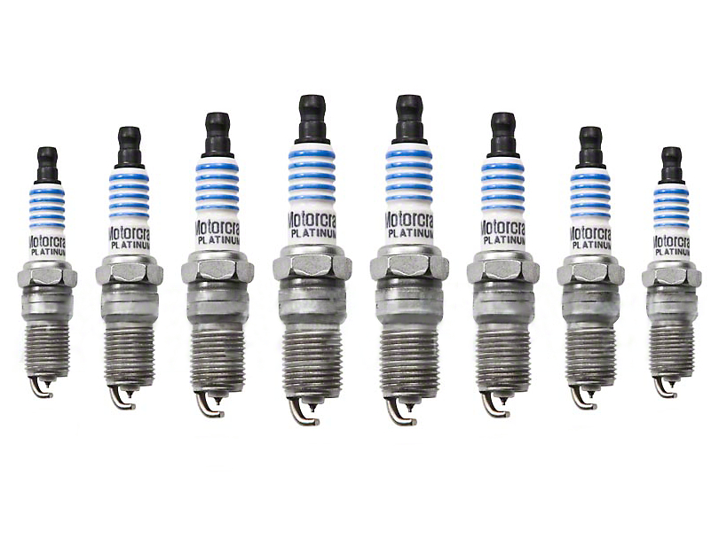 Ford Mustang Motorcraft OEM Spark Plugs SP-509 (08-10 GT