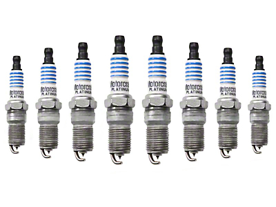 Ford Motorcraft OEM Spark Plugs (07-10 GT500)
