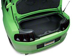 Ford Cargo Area Protector with Embossed Pony Logo; Black (10-14 All)