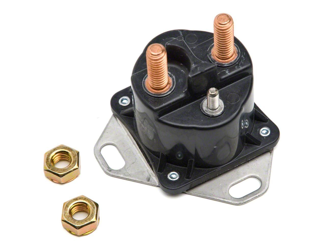Ford OEM Starter Relay Solenoid (85-93 5.0L)