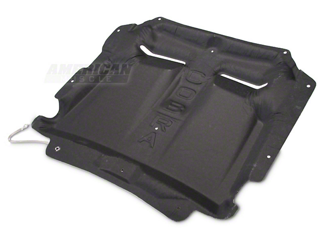 Ford OEM Hood Insulation Liner (03-04 Cobra)