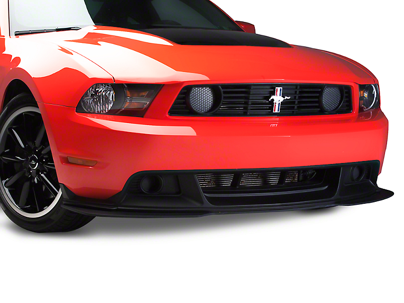 Ford BOSS 302 Front Splitter (10-12 GT/CS; 2012 BOSS 302)