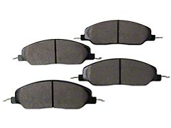Hawk Performance Ceramic Brake Pads; Front Pair (05-14 Standard GT, V6)