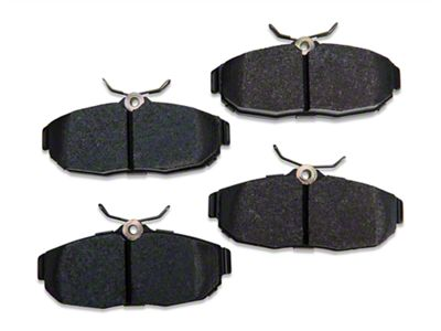 Hawk Performance Ceramic Brake Pads - Rear Pair (05-14 All)