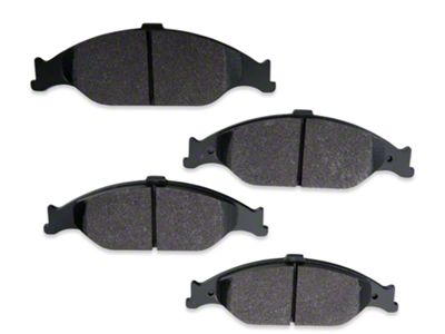 Hawk Performance Ceramic Brake Pads - Front Pair (99-04 GT, V6)