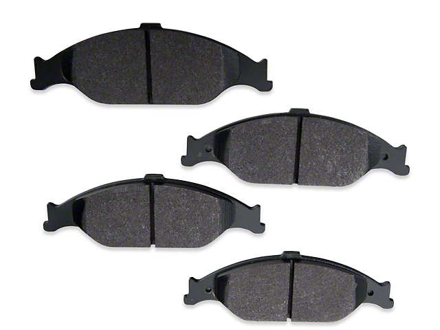 Hawk Performance Ceramic Brake Pads; Front Pair (99-04 GT, V6)