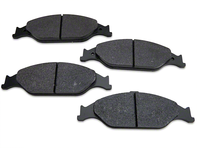 Hawk Performance HP Plus Brake Pads; Front Pair (99-04 GT, V6)
