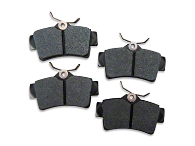 Hawk Performance HP Plus Brake Pads - Rear Pair (94-04 Cobra, Bullitt, Mach 1)