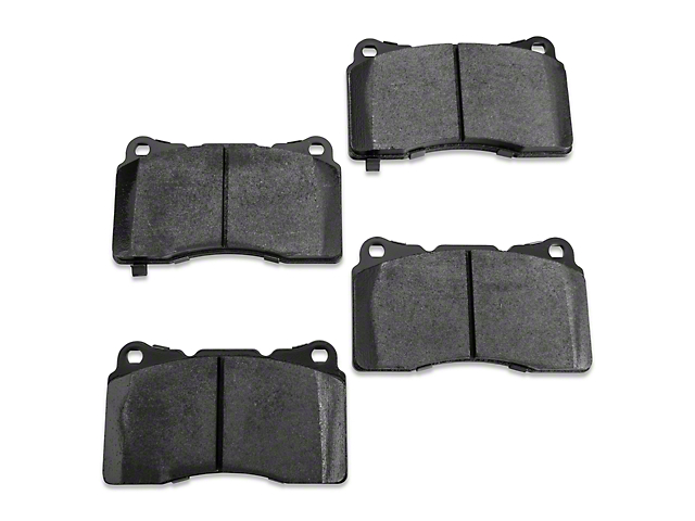 Hawk Performance Ceramic Brake Pads; Front Pair (11-14 GT Brembo; 12-13 BOSS 302; 07-12 GT500)