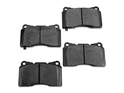 Hawk Performance Ceramic Brake Pads - Front Pair (07-12 GT500; 12-13 Boss 302; 11-14 GT Brembo)