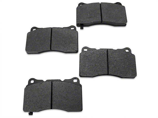 Hawk Performance HP Plus Brake Pads; Front Pair (11-14 GT Brembo; 12-13 BOSS 302; 07-12 GT500)