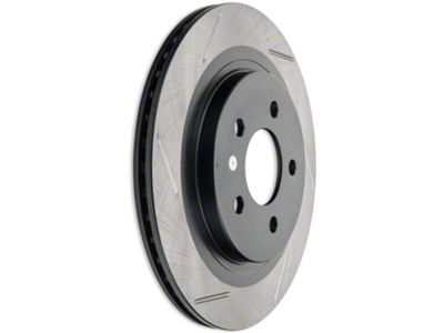 Add StopTech Slotted Rotors - Rear Pair (05-14 GT, V6)