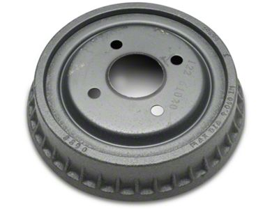 Add Replacement Rear Drum - 4 Lug (87-93 5.0L)