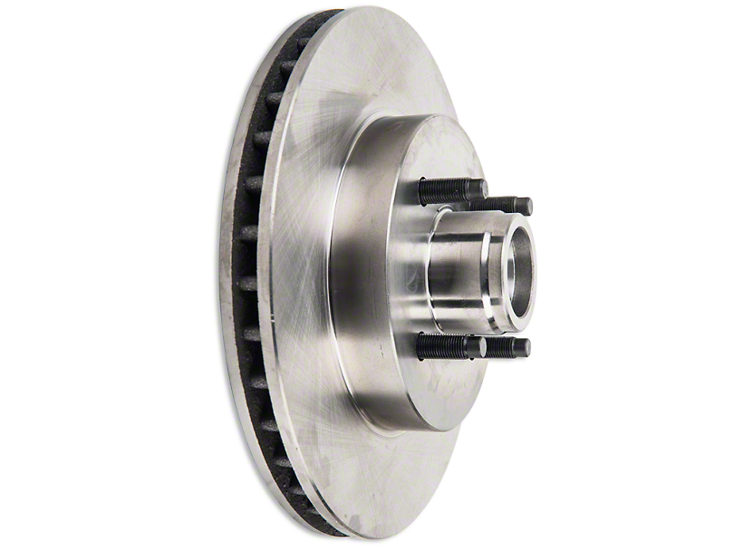 OPR Replacement Rotor; Front (87-93 5.0L)