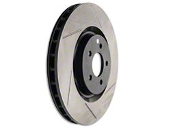 StopTech Sport Slotted Rotors - Front Pair (07-12 GT500; 12-13 BOSS 302)