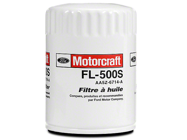 Ford Motorcraft Oil Filter (11-14 GT, V6)
