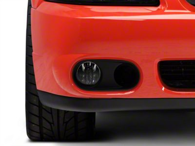 Add Cobra Bumper Foglight Bezel - Left Side (03-04 Cobra)