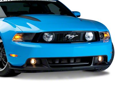 Ford BOSS/CS Style Lower Front Fascia w/ Foglights (10-12 GT)