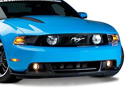 Ford BOSS 302/CS Style Lower Front Fascia with Foglights (10-12 GT)